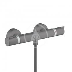 HANSGROHE - Ecostat Comfort Termostatická sprchová baterie, matná černá (13116670)