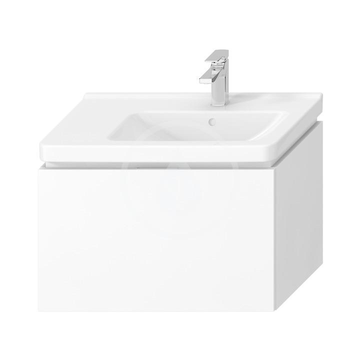 JIKA Cubito Pure Skříňka pod umyvadlo 740x480 mm, bílá H40J4253015001