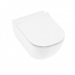 JIKA - Mio Závěsné WC, Rimless, bílá (H8207140000001)