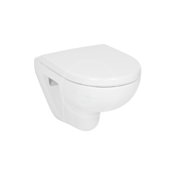 JIKA Lyra plus Závěsné WC, bílá H8233820000001