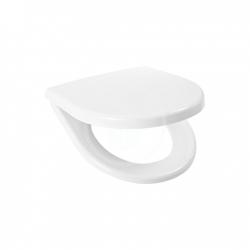 Lyra plus WC sedátko pro závěsné WC, Antibak, Slowclose, bílá (H8933853000001) - JIKA