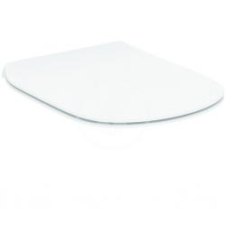 Tesi WC sedátko ultra ploché, bílá (T352801) - IDEAL STANDARD