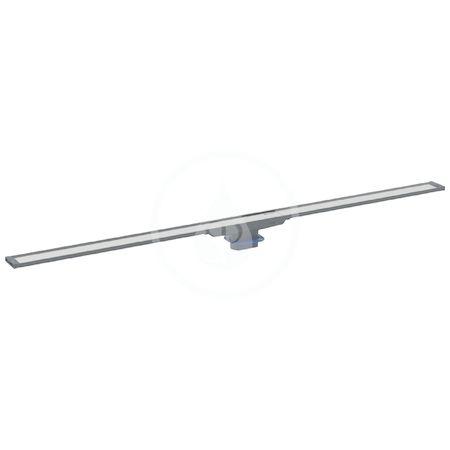 GEBERIT CleanLine Nerezový sprchový kanálek, 300-900 mm, tmavý kov 154.450.00.1
