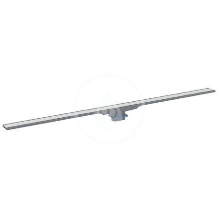 GEBERIT CleanLine Nerezový sprchový kanálek, 300-900 mm, tmavý kov 154.456.00.1