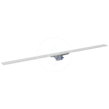GEBERIT CleanLine Nerezový sprchový kanálek, 300-900 mm, pro tenké obklady 154.458.00.1