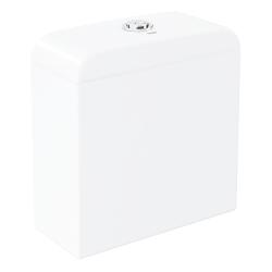 GROHE - Euro Ceramic Splachovací nádrž, 385x170 mm, spodní napouštění, alpská bílá (39332000)