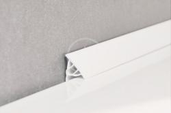 RAVAK - Příslušenství Krycí lišta, 6/2000 mm, bílá (XB442000001)