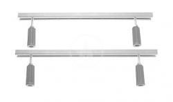 DURAVIT - Příslušenství Podstavné nožičky pro vany a sprchové vaničky D-Code, pro délku nad 1000 mm (790127000000000)