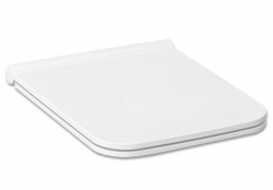 JIKA - Pure WC sedátko Slim s poklopem, SoftClose, bílá (H8934223000631)