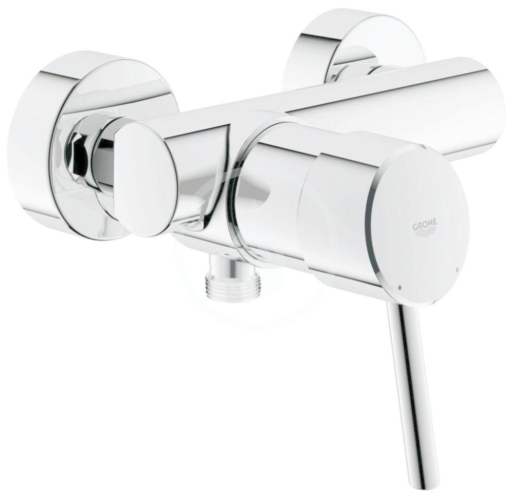 GROHE Concetto Páková sprchová baterie, chrom 32210001