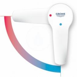 GROHE - Concetto Páková umyvadlová baterie ES, chrom (2338010E), fotografie 2/2