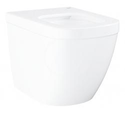 GROHE - Euro Ceramic Stojící WC, rimless, Triple Vortex, PureGuard, alpská bílá (3933900H)