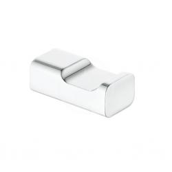 KLUDI - E2 Jednoduchý háček, chrom (4998405)