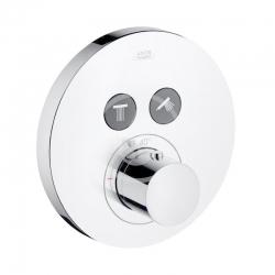 AXOR - ShowerSelect Termostat pod omítku pro 2 spotřebiče, chrom (36723000)