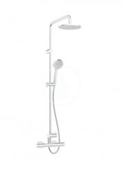 HANSA - Unita Sprchový set 200 s termostatem, 3 proudy, 2 výstupy, chrom (58149103)