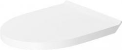 DURAVIT - DuraStyle WC sedátko se sklápěním SoftClose, bílá (0020790000)