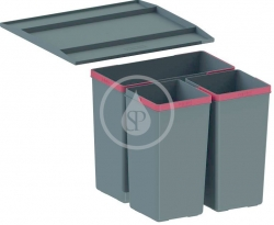 FRANKE - Sortery Vestavný odpadkový koš Easysort 450-1-2 (121.0494.150)