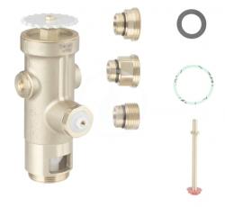 GROHE - Tlačné ventily Tlakový splachovač pod omítku (43996000)