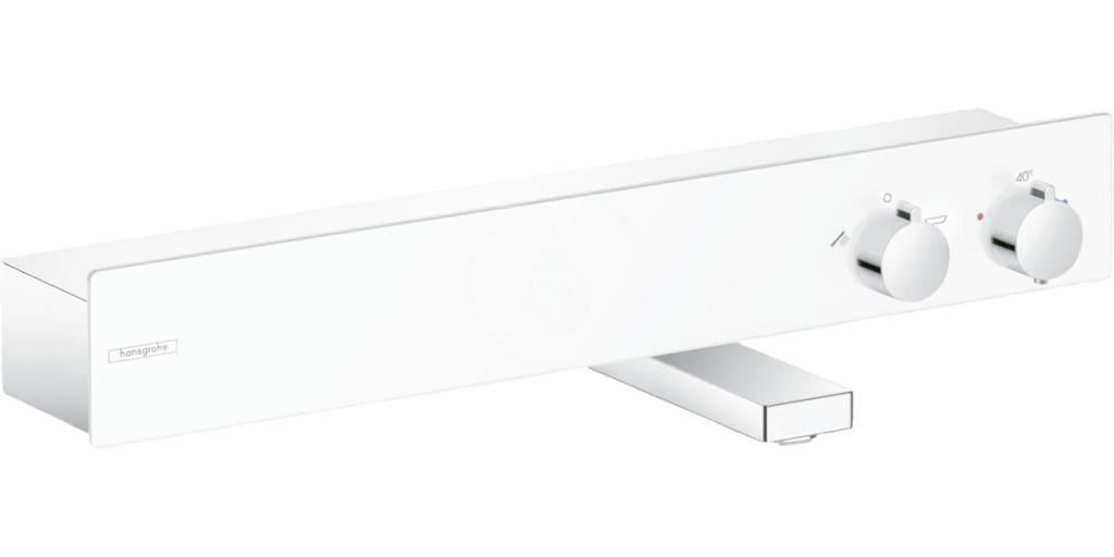 HANSGROHE ShowerTablet Termostatická vanová baterie ShowerSelect 600, bílá/chrom 13109400