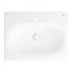 GROHE - Essence Umyvadlo s přepadem 600x460 mm, PureGuard, alpská bílá (3956800H)