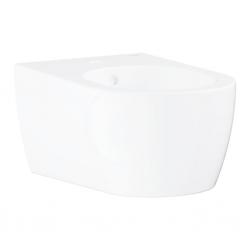 GROHE - Essence Závěsný bidet s přepadem, PureGuard, alpská bílá (3957400H)