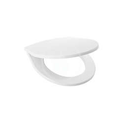 JIKA - Lyra plus WC sedátko s poklopem, bílá (H8933830000001)