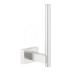 GROHE - Essentials Cube Držák náhradního toaletního papíru, supersteel (40623DC1)
