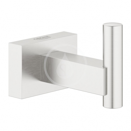 GROHE - Essentials Cube Háček, supersteel (40511DC1)
