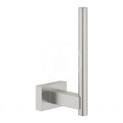 GROHE - Essentials Cube Držák náhradního toaletního papíru, kartáčovaný Hard Graphite (40623AL1)