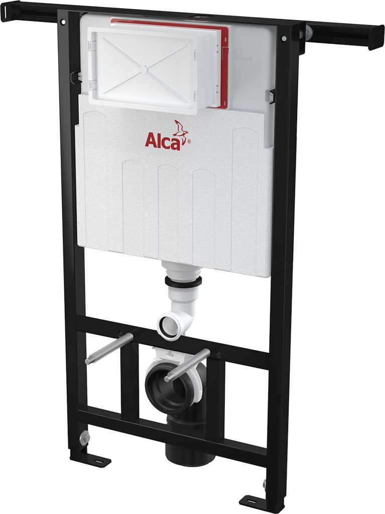 Alca plast Jádromodul předstěnový instalační systém určený pro suchou instalaci především AM102/1000