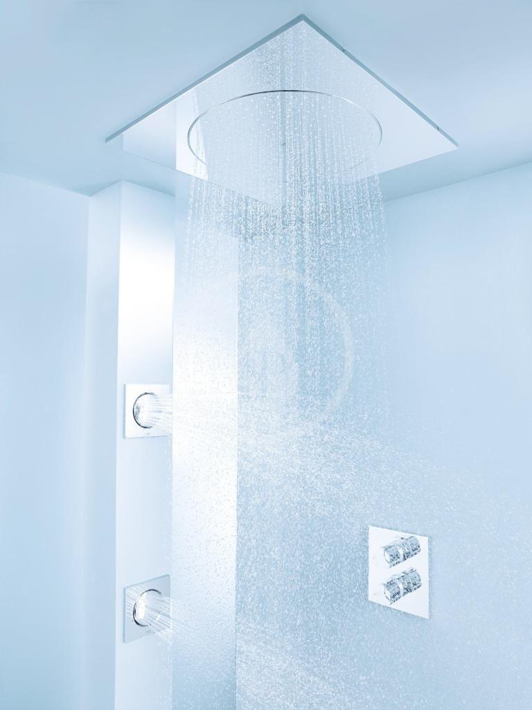 GROHE - Rainshower F Series 20, stropní sprcha, chrom (27286000)