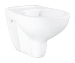 GROHE - Bau Ceramic Závěsné WC, Rimless, alpská bílá (39427000)