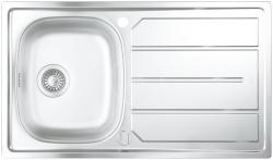 GROHE - Dřezy Dřez K200 s automatickým odtokem, 860x500 mm (31552SD0)
