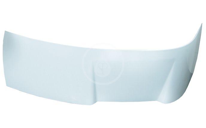 RAVAK Vanové panely Čelní panel k vaně Asymmetric 1500 mm, levý, bílá CZ44100000