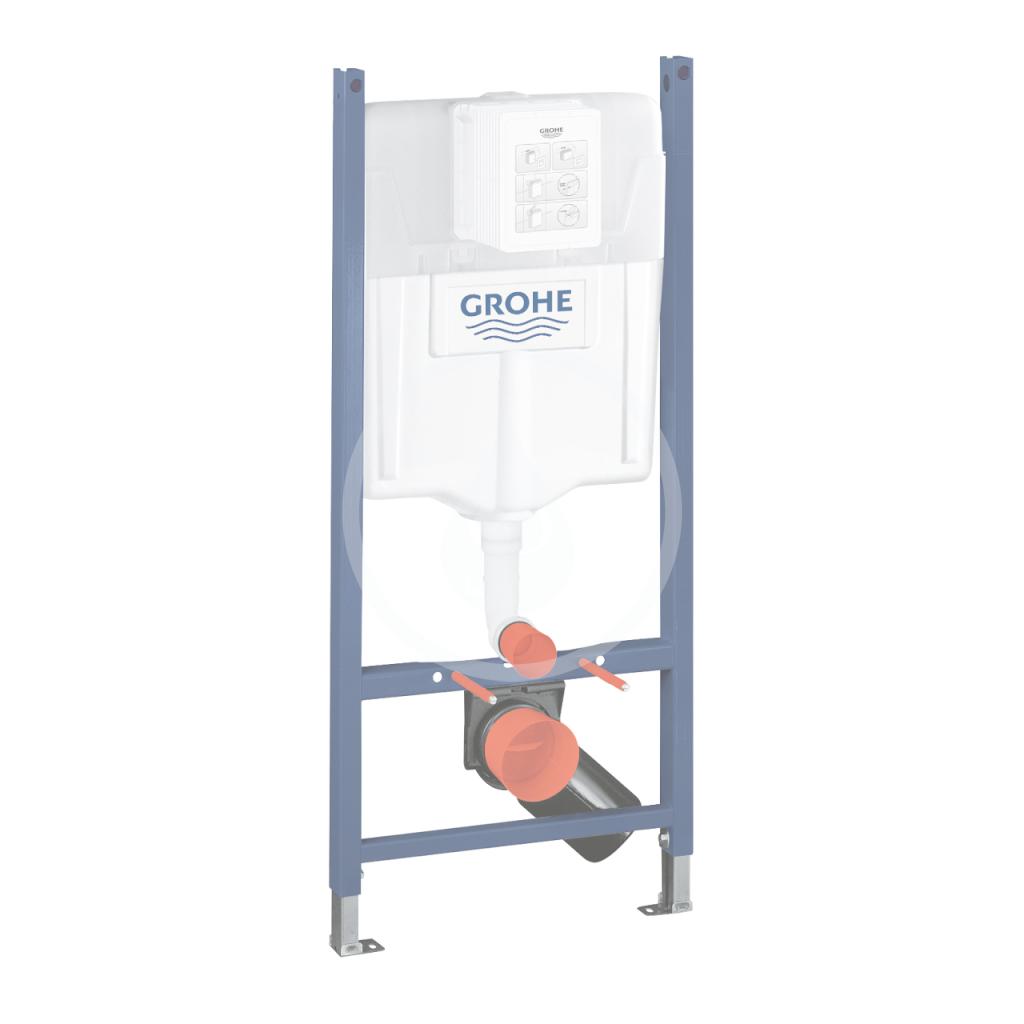 GROHE Rapid SL Modul pro závěsné WC 38840000