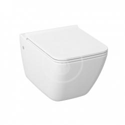 Cubito Pure Závěsné WC s hlubokým splachováním, Jika Perla, bílá (H8204231000001)