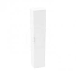 JIKA - Cube Vysoká skříňka 320x251x1700 mm, bílá (H4537211763001)