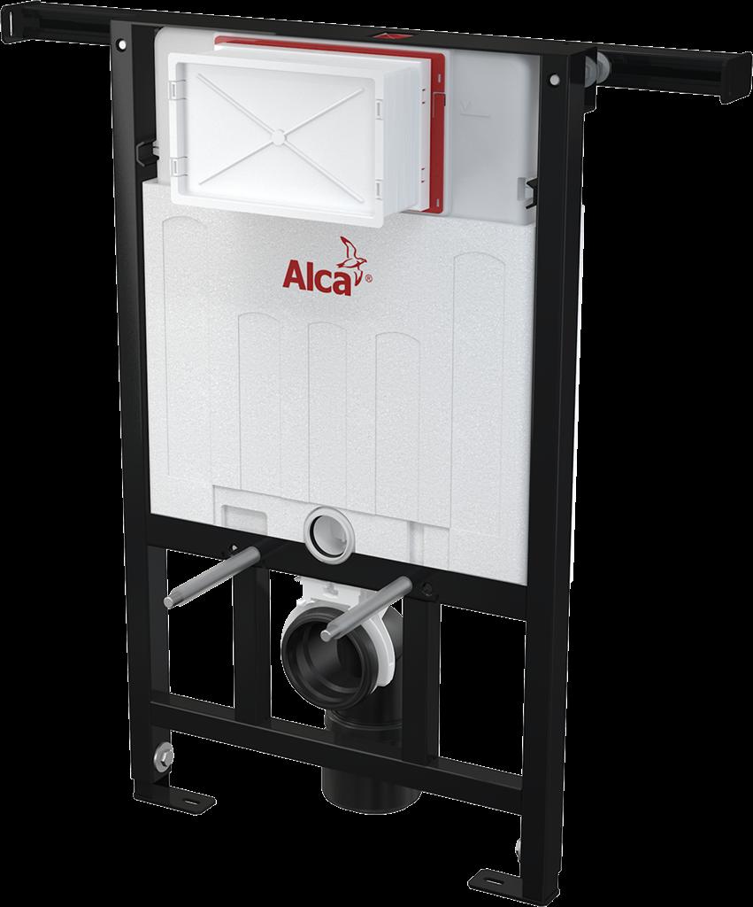 Alca plast Předstěnový instalační systém pro suchou instalaci (pro rekonstrukci bytových jader) AM10