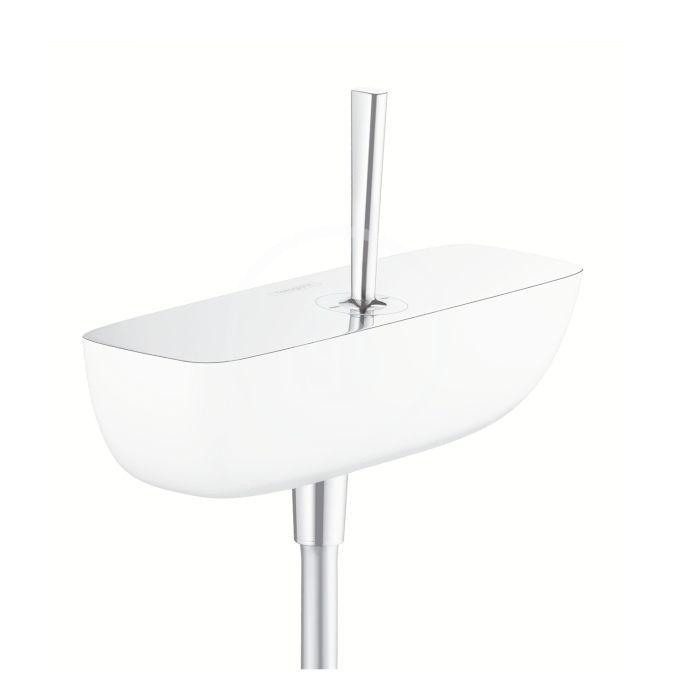 HANSGROHE PuraVida Páková sprchová baterie, bílá/chrom 15672400
