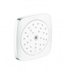HANSGROHE - PuraVida Boční sprcha 100 1jet, bílá/chrom (28430400)