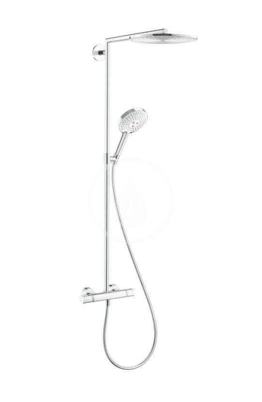 HANSGROHE Raindance S Sprchový set s termostatem, 300 mm, chrom 27114000