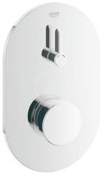GROHE - Eurosmart Cosmopolitan T Samouzavírací sprchová baterie pod omítku, chrom (36321000)