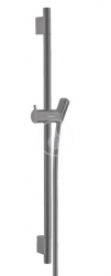 HANSGROHE - Unica'S Sprchová tyč 650 mm se sprchovou hadicí, matná černá (28632670)