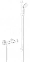 GROHE - Grohtherm 800 Termostatická sprchová baterie se sprchovou soupravou 900 mm, chrom (34566001)