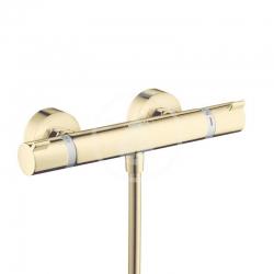 HANSGROHE - Ecostat Comfort Termostatická sprchová baterie, leštěný vzhled zlata (13116990)