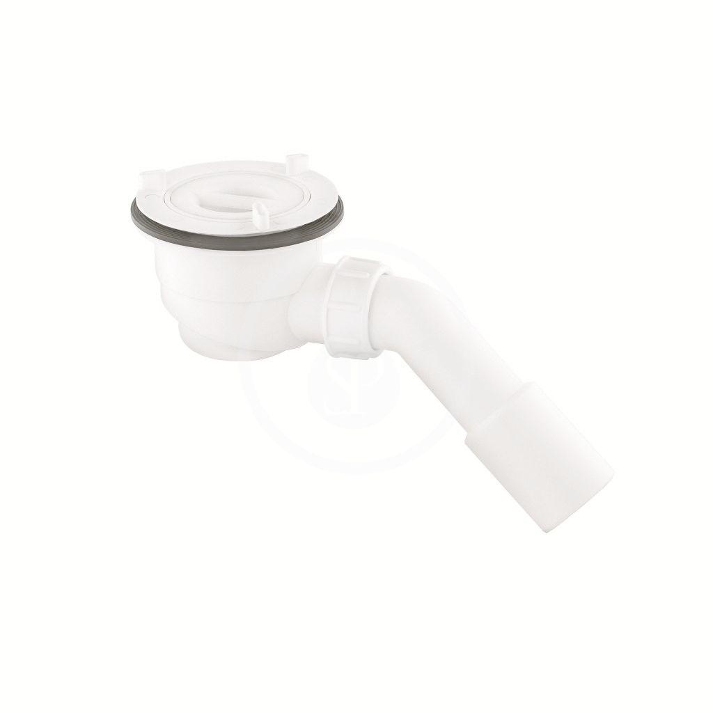 KLUDI Tasso Sifon pro sprchové vaničky, bílý 2109100-00