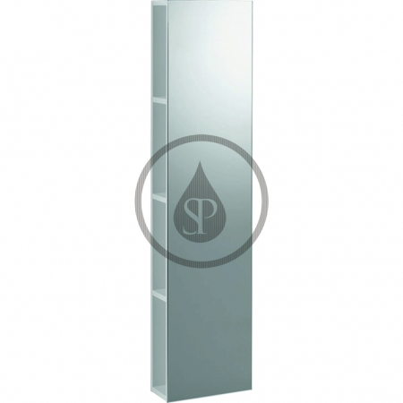 GEBERIT - iCon Zrcadlová skříňka 280x1200x140 mm, bílá lesklá (840028000)