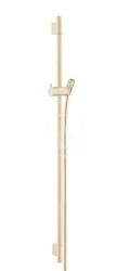 HANSGROHE - Unica'S Sprchová tyč 900 mm se sprchovou hadicí, kartáčovaný bronz (28631140)