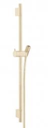HANSGROHE - Unica'S Sprchová tyč 650 mm se sprchovou hadicí, kartáčovaný bronz (28632140)