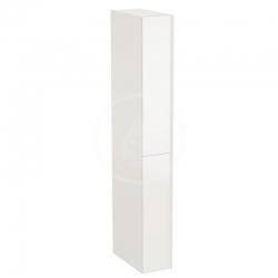 GEBERIT - Acanto Skříňka vysoká 1730x220 mm, dvě zásuvky, pískově šedá (500.638.JL.2)